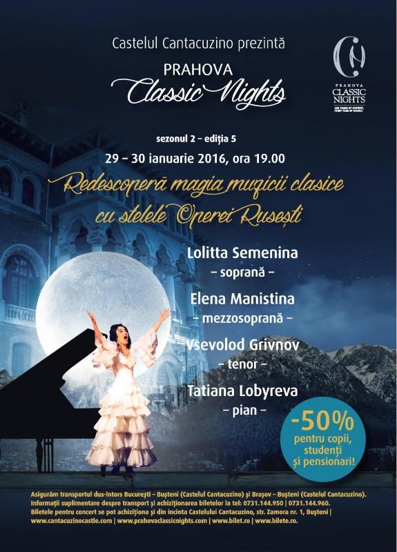 Editia 5 Prahova Classic Nights